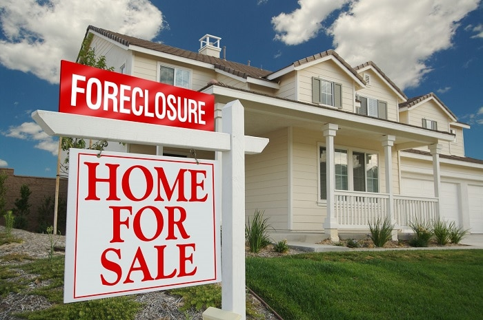 buying a foreclosed home