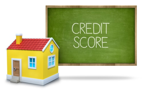 how to buy a house and importance of credit score