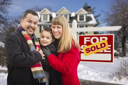When is the Best Time to Buy a House? Winter season?