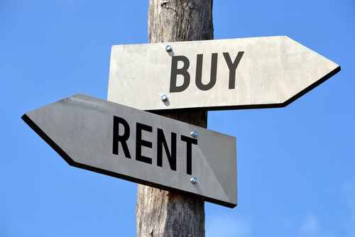 The Top Differences Between Renting or Buying