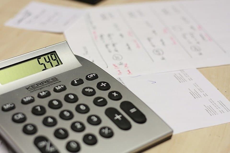 Try an online debt-to-income ratio calculator.