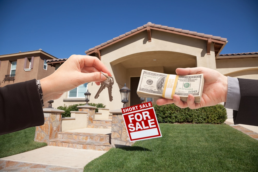 Buying Short Sale Homes as Investments
