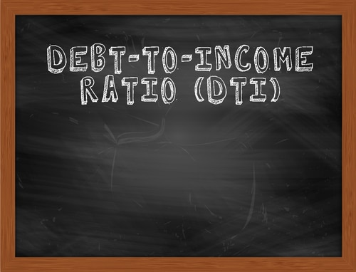 Debt and income