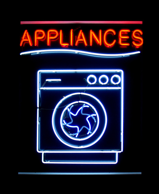 graphic for appliances selling